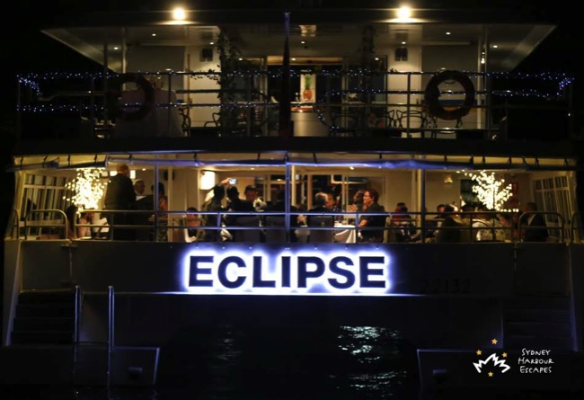 Eclipse 4 Sydney Harbour Escapes