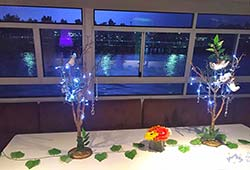 Eclipse Glowing Table Decor