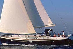 FRANCESCA 45' Jeaneau Luxury Sailing Yacht Boxing Day Charter