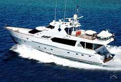 GALAXY I 85' Luxury Super Yacht Boxing Day Charter