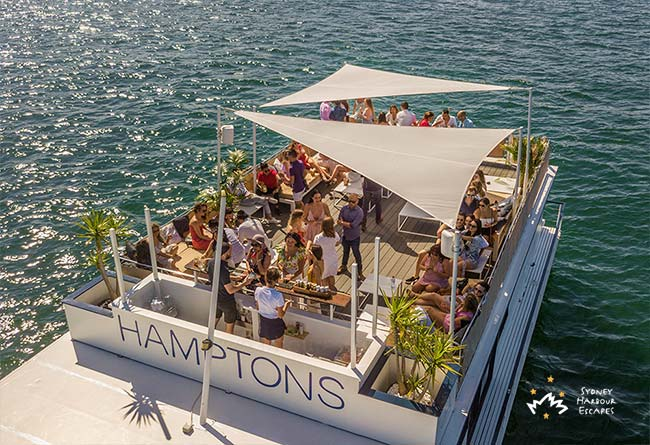 Hamptons Cruise Party