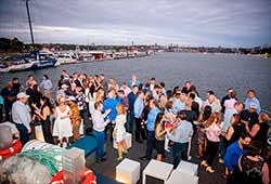 Harbour Spirit Corporate Party
