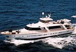 HIILANI 95' Luxury Motor Yacht Boxing Day Charter