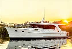 ILUKA 48' Integrity Motor Yacht Harbour Wedding Cruises