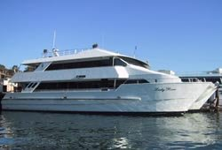 LADY ROSE 78' Triple Deck Catamaran Boxing Day Charter