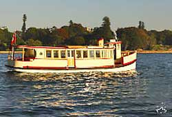 LITHGOW Private Ferry Transfer Sydney