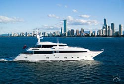 MASTEKA 2 122' 3 Level Superyacht Boxing Day Charter