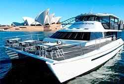 MORPHEUS 66' Multilevel Luxury Catamaran Boxing Day Charter