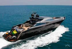 MURCIELAGO 100' Luxury Sunseeker Private Boat Charter