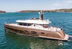NISI 82' Luxury Motor Yacht Private Charter