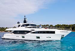 ONEWORLD 103' Majesty Super Yacht Private Charter