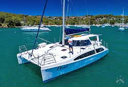 PEARL 38' Seawind 1160 Deluxe Private Charter