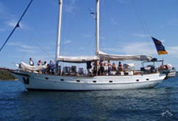 PENGUIN 67' Top Sail Schooner Private Charter Boat