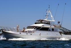 SEA ESCAPE 75' Cruiser Private Boat Boxing Day Sydney