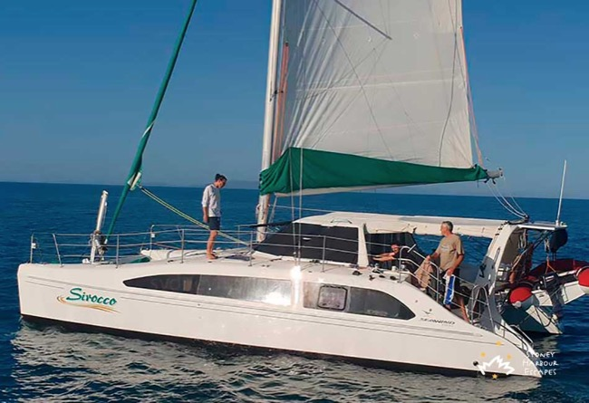 SIROCCO 38' Seawind 1160 Deluxe Australia Day Charter