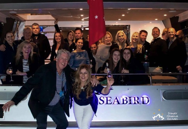 Sydney Seabird Party
