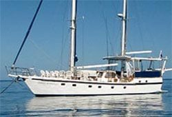 SYDNEY SUNDANCER 54' Motor Sailing Ketch Boxing Day Cruise