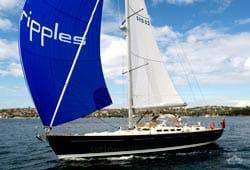 THE COUNT 57' Beneteau Boxing Day Yacht Charter