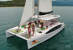 VARUNA 38' Seawind 1160 Resort Sailing Catamaran
