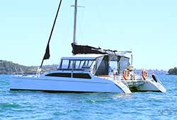 Wave Length Catamaran
