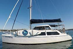 WOORABINDA 34' Seawind Sailing Catamaran Private Charter