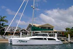 XTsea 38' Seawind 1160 Deluxe New Year's Eve Charter