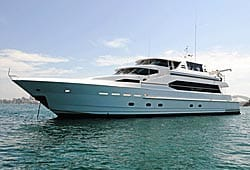 A.Q.A 92' Luxury Cruiser Private Charter