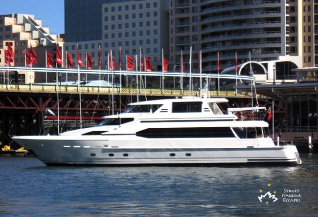AQA external Darling Harbour