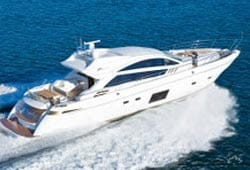 AQUABAY 70' Luxury Sports Yacht Corporate Charter