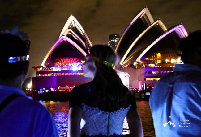 Coast NYE 2016 Opera House View