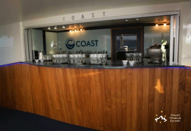 Coast bar area