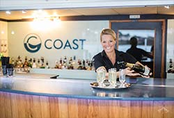 Coast Bar Champagne