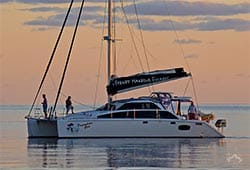 DREAMTIME GIRL 50' Lightwave Grande Catamaran Private Charter