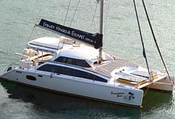 DREAMTIME GIRL 50' Lightwave Grande Catamaran New Year's Day Charter