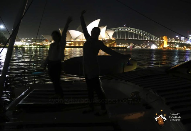 Dreamtime Girl 2 Sydney Harbour Escapes