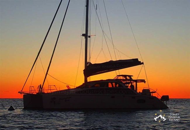 Dreamtime Girl overnight charter