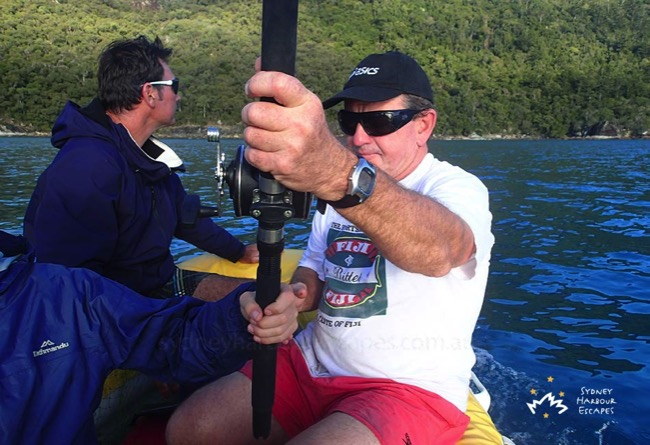 Fishing Time Whitsundays