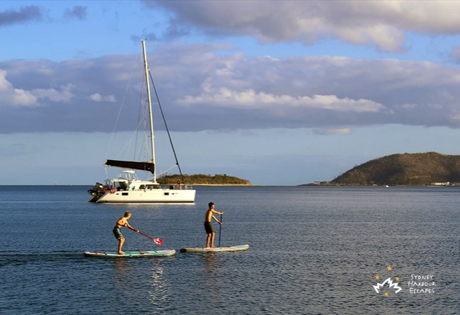 Whitsundays Paddle Boarding 2