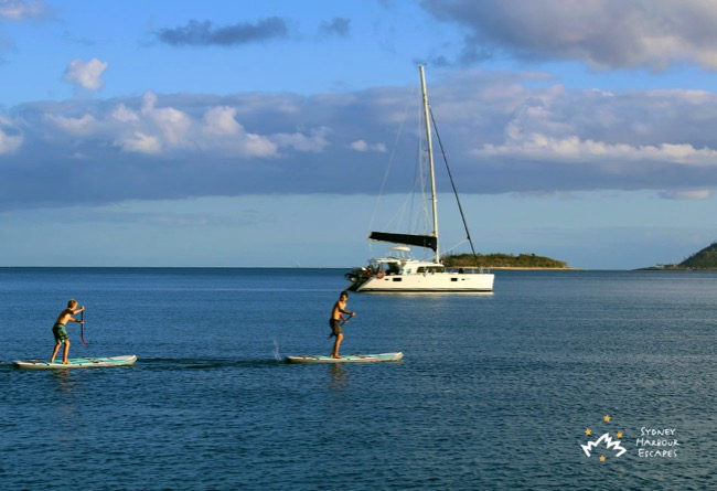 Whitsundays Paddle Boarding