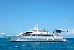 EMERALD LADY 114' Luxury Motor Yacht Skippered Charter