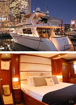 ENIGMA 64' Pama Flybridge Cruiser Luxury Overnight Charter