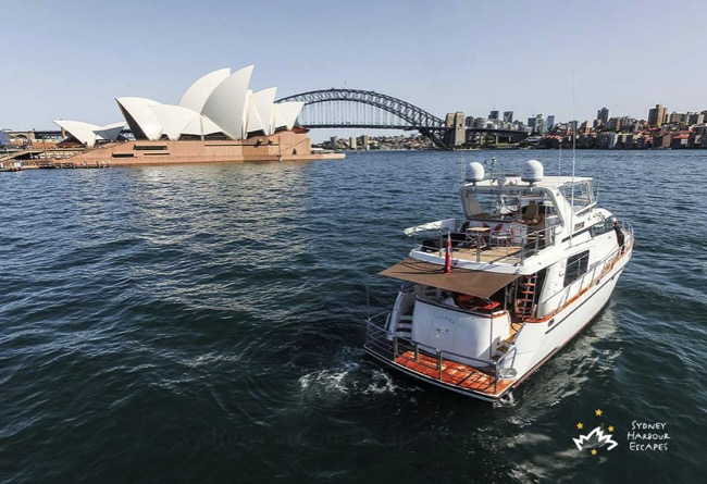 Enigma Cruising Near Opera House 4