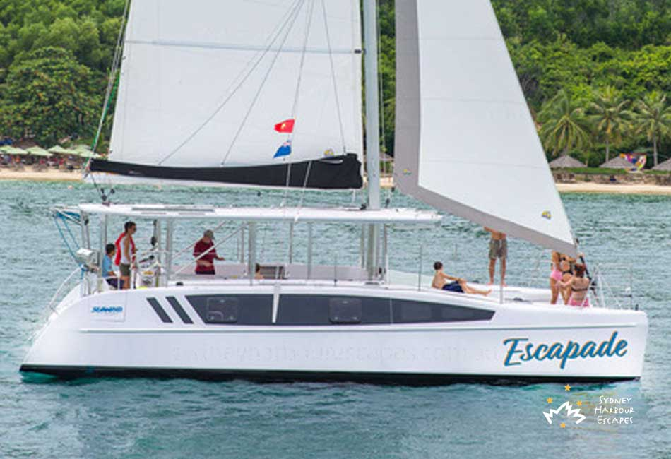 Escapade Catamaran