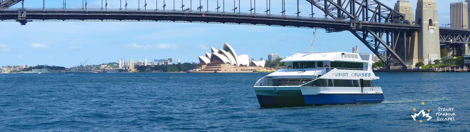 Fusion on Sydney Harbour