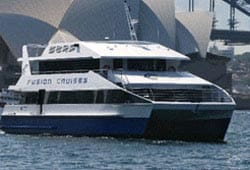 FUSION 80' Triple Deck Catamaran Boxing Day Cruise