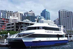 Fusion Moored Darling Harbour