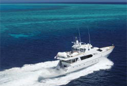 Galaxy superyacht charter