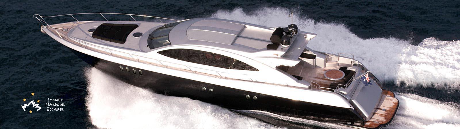 Ghost 1 Boat Exterior Cruising