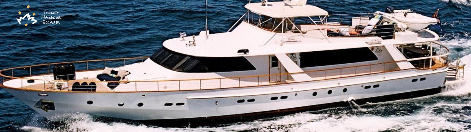 Hiilani boat private charter