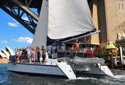 IMAGINE 48' Sailing Catamaran Corporate Charter